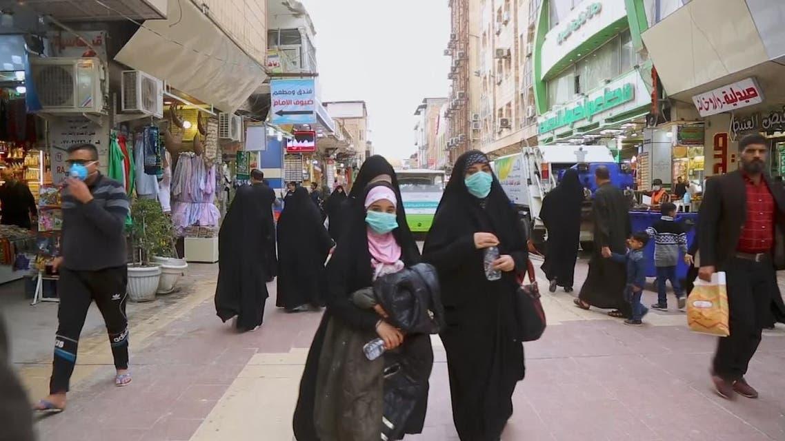نيويورك تايمز: الكورونا قد يجتاح الشرق الأوسط بسبب إيران