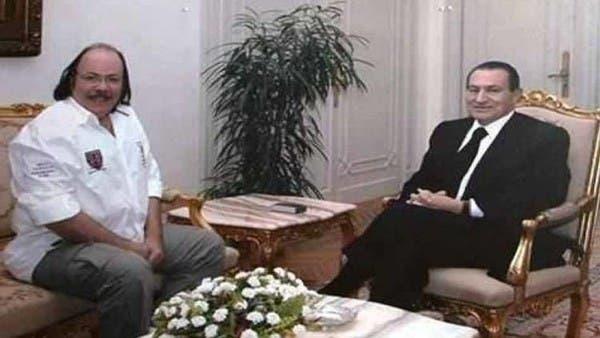 بعد وفاته.. الكشف عن كواليس لقاء مبارك بطلعت زكريا