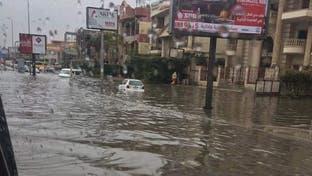 مصر.. قرار بتعطيل الدراسة بسبب سوء الأحوال الجوية