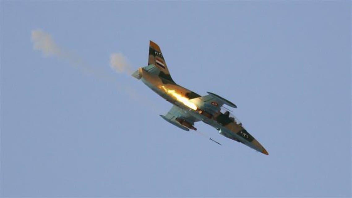 طيران حربي سوري