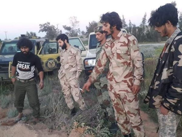 الجيش الليبي يتهم ميليشيات الوفاق بخرق الهدنة