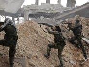 اشتباكات متواصلة بين داعش والنظام السوري.. ووقوع قتلى