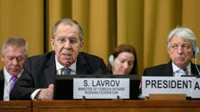 Russia's FM Lavrov rejects Idlib ceasefire as 'capitulating before terrorists'