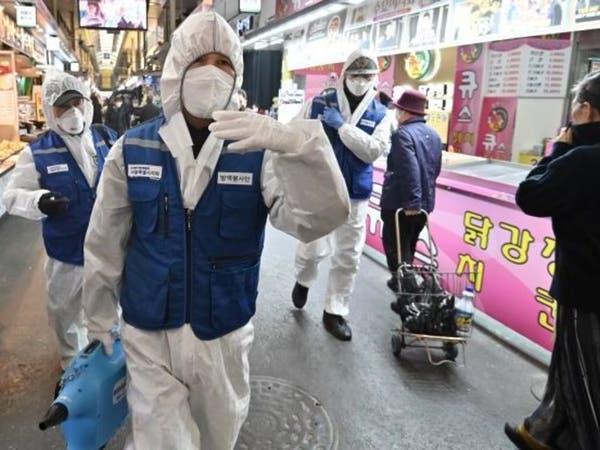 كوريا الجنوبية.. 84 إصابة جديدة بفيروس كورونا