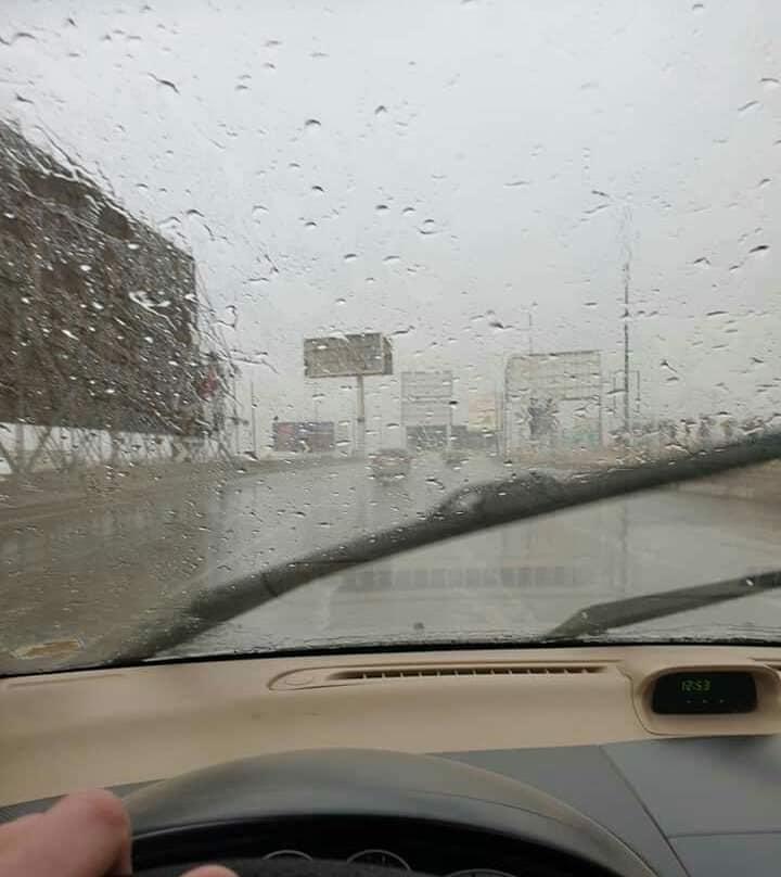 موجة طقس سيئ بمصر