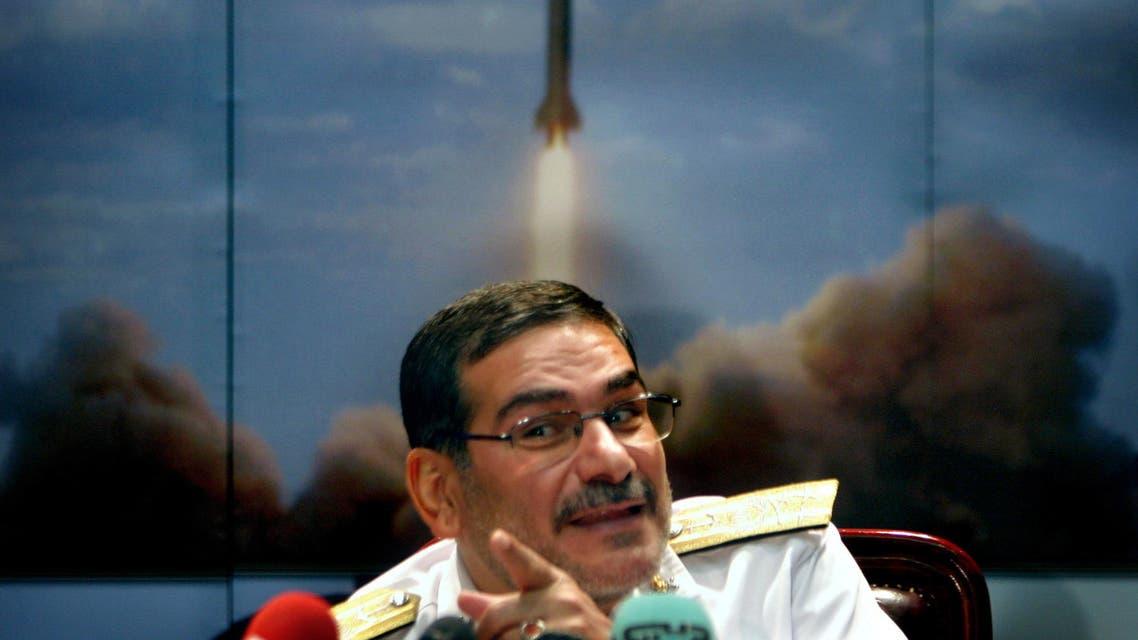 Secretary of Iran's Supreme National Security Council, Ali Shamkhani (Reuters)