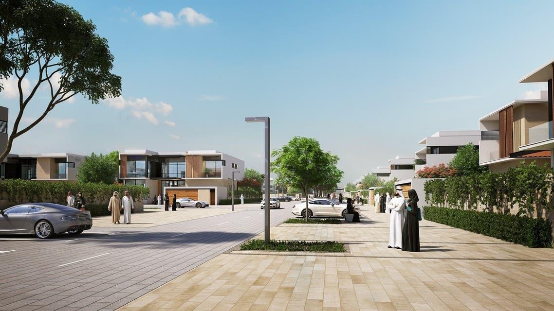 مشروع مدينة الرياض في أبوظبي