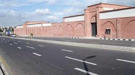 المقبرة حيث سيوارى مبارك الثرى