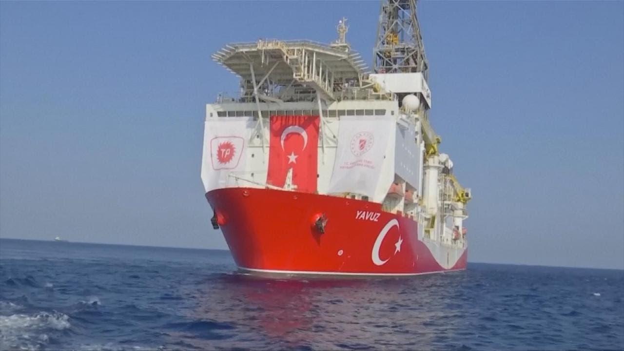 قبرص تتهم تركيا بسرقة الغاز وتدعو لتحكيم دولي