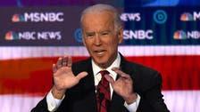 In new gaffe, White House hopeful Joe Biden says running for 'Senate'