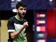 السعودي علي الخضراوي يتوج ببطولة غرب آسيا ويتأهل إلى طوكيو
