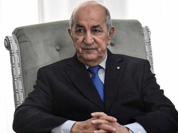 رئيس الجزائر: الوضع في ليبيا إعادة للسيناريو السوري