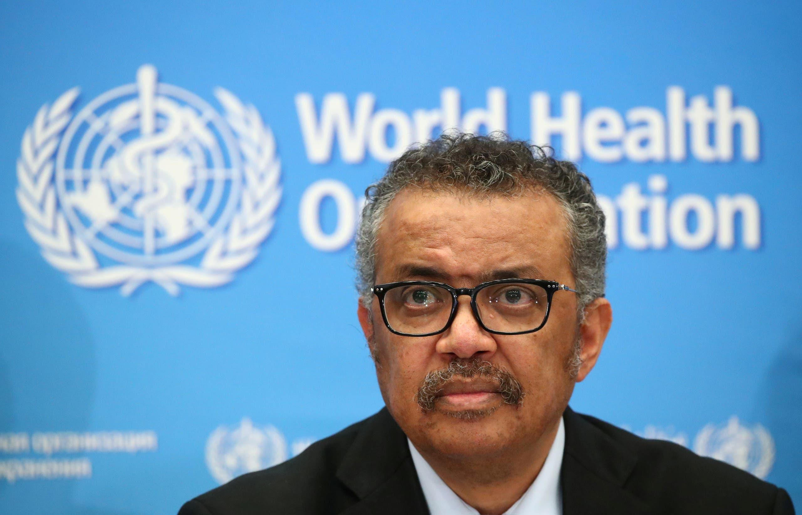 المدير العام لمنظمة الصحة العالمية