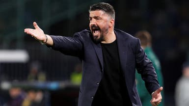 """غاتوزو يتوعد برشلونة بـ""""الخوذات والدروع"""""""