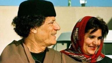 """رسالة خطية من أرملة القذافي.. """"يشوهون عائلتي"""""""