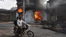 US citizens warned to be cautious after violent clashes in India
