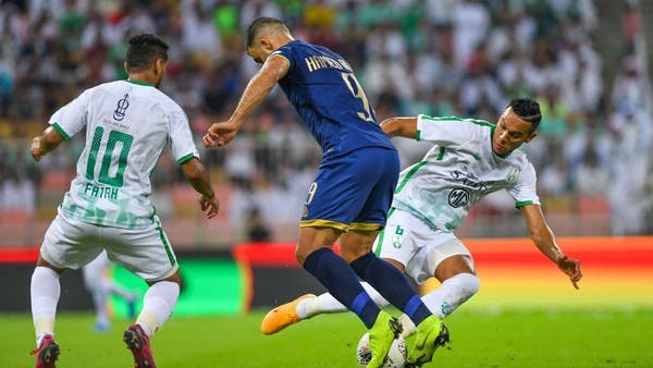 النصر يواجه أهلي جدة في ربع نهائي دوري الأبطال