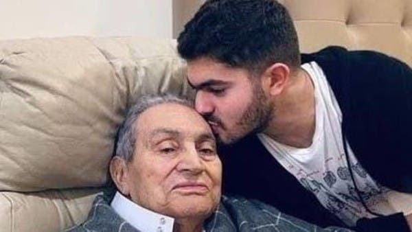 بعد أسبوع واحد من براءة أولادك..هكذا نعى حفيد مبارك جده