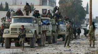 قصف للفصائل المسلحة يُسقط قتلى في صفوف قوات النظام السوري