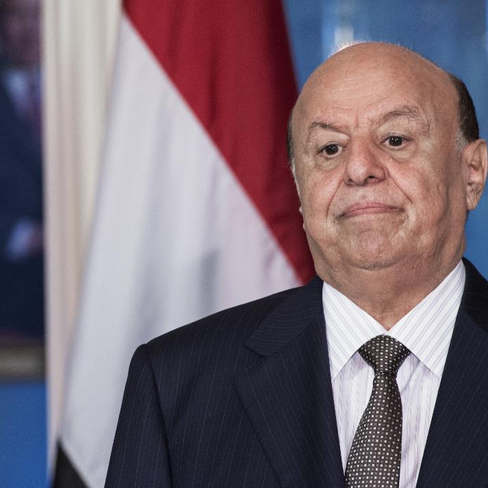 الرئيس اليمني يدعو إلى دعم خطوات تنفيذ اتفاق الرياض