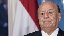 هادي: الحوثيون يسعون لإشعال حرب شاملة