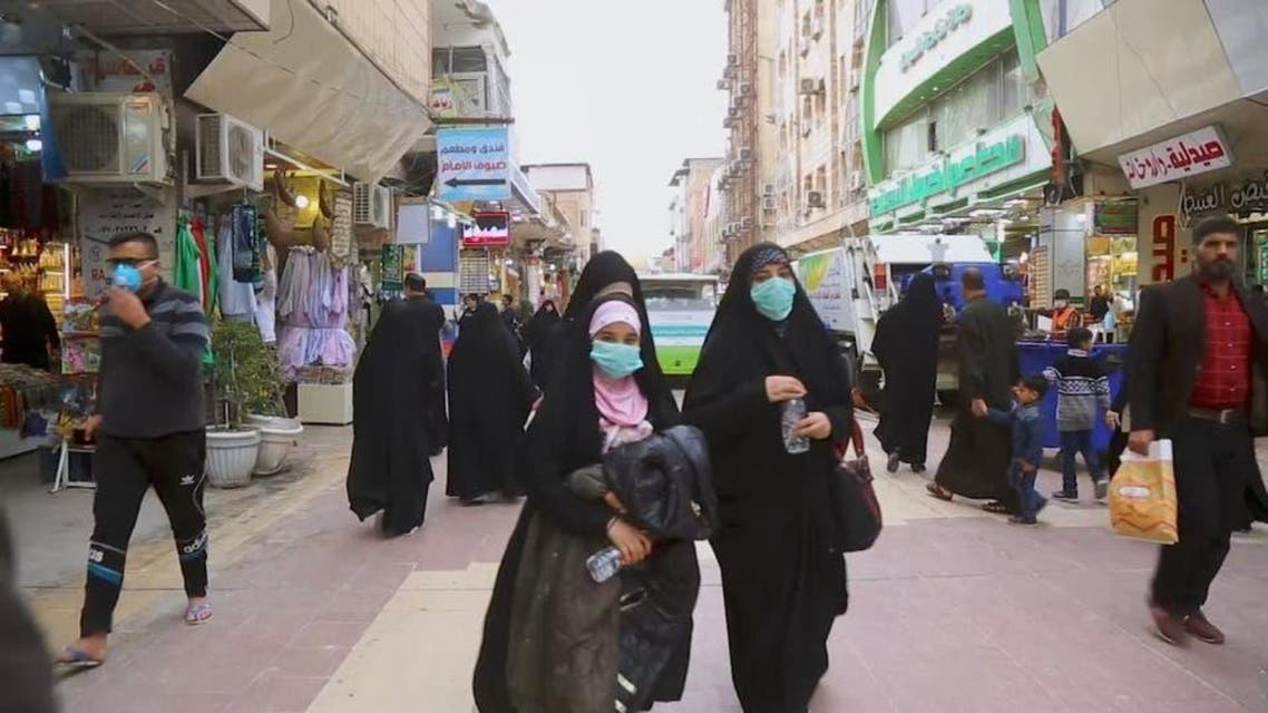 Iran cronovirus