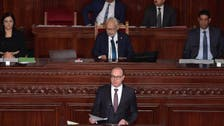 Tunisian parliament approves a coalition government