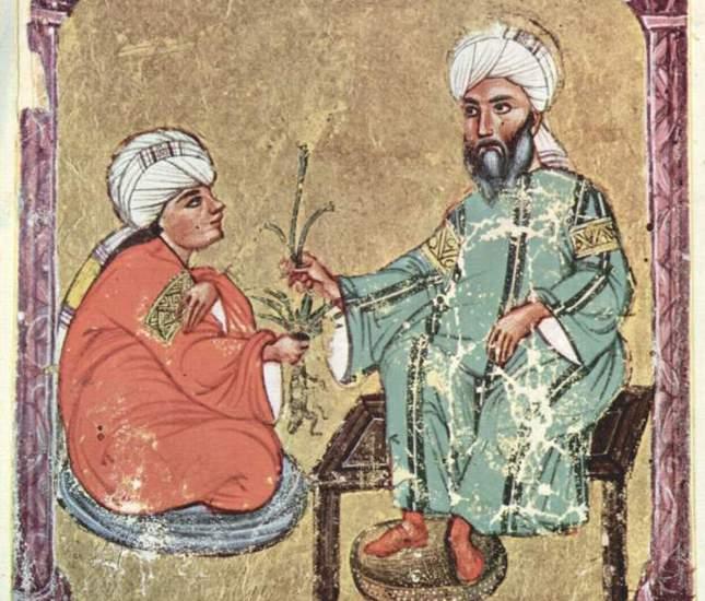 لوحات عن الطبابة في العالم الاسلامي