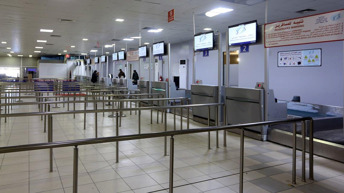 من مطار معيتيقة