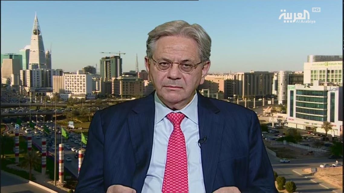 د.روبير عيد - الرئيس التنفيذي للبنك العربي الوطني