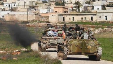 34 قتيلا من الجنود الأتراك في غارات لقوات النظام بريف إدلب