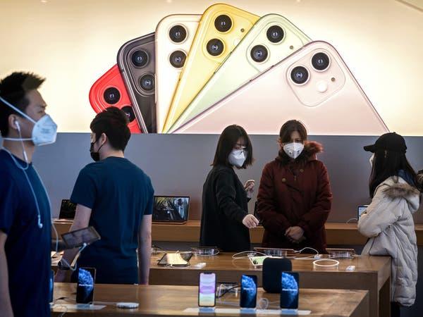 """آبل تستأنف التصنيع في الصين بعد """"السيطرة على كورونا"""""""