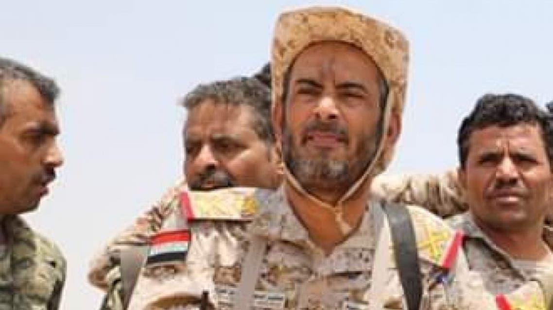 اللواء الركن / صغير حمود عزيز قائد العمليات المشتركة رئيساً لهيئة الأركان العامة بالجيش اليمني