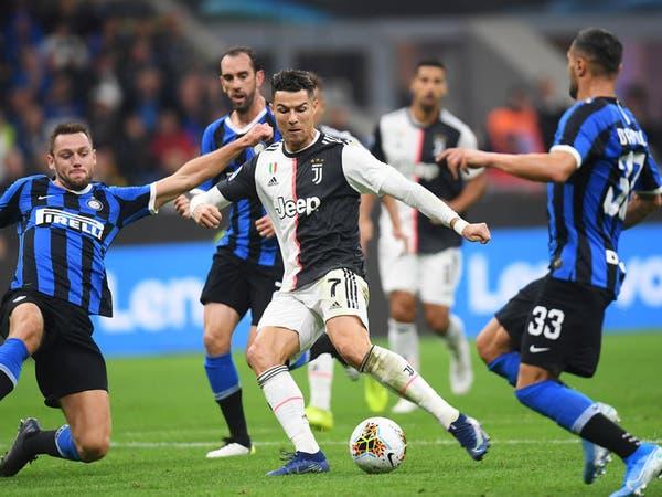 إيطاليا: توقف الدوري مطروح.. و3 خيارات لتحديد البطل