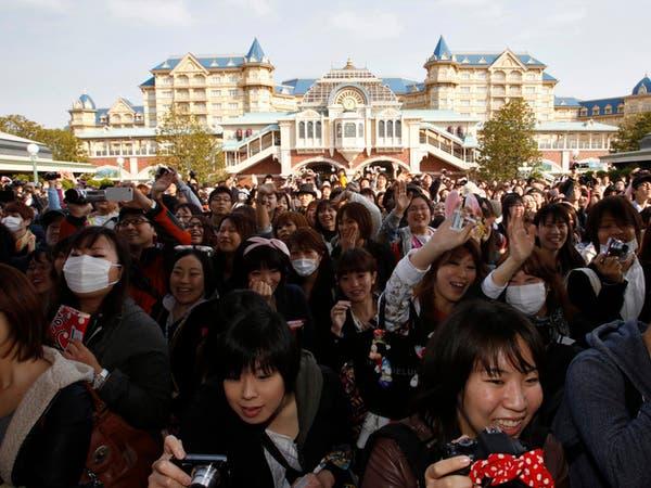 كورونا يغلق ملاهي ديزني في طوكيو حتى منتصف مارس