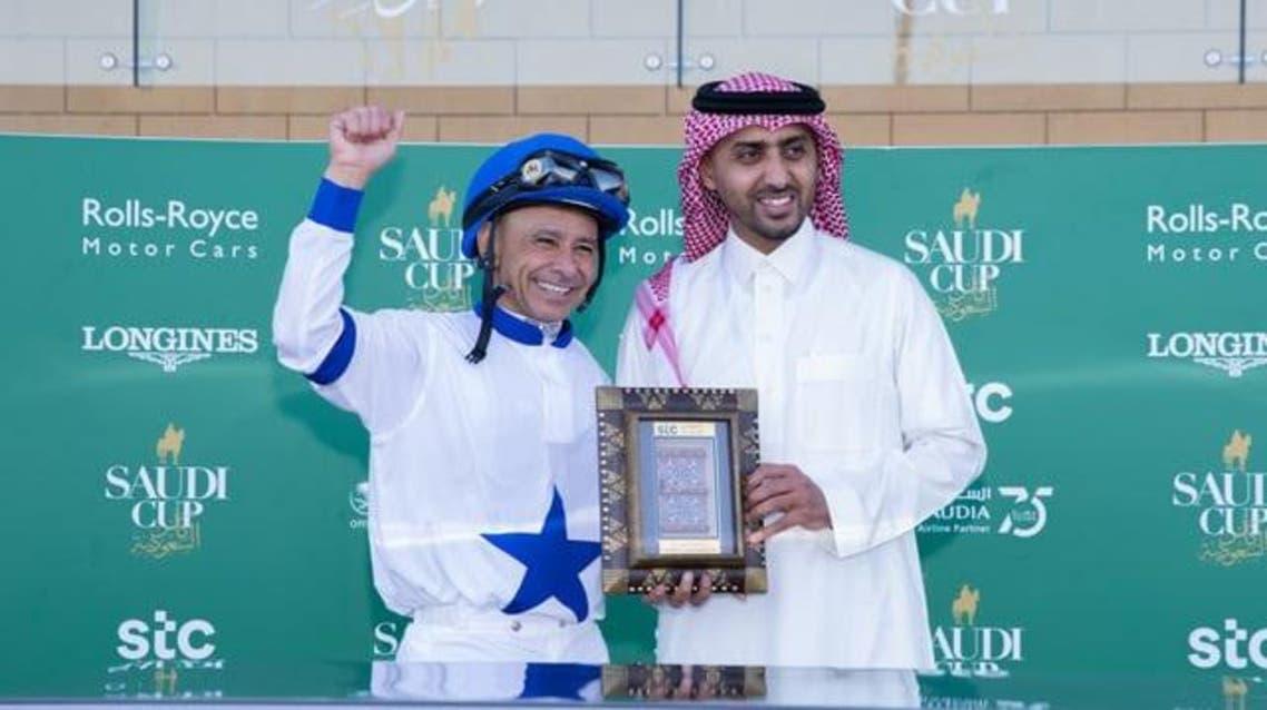 mike smith saudi cup
