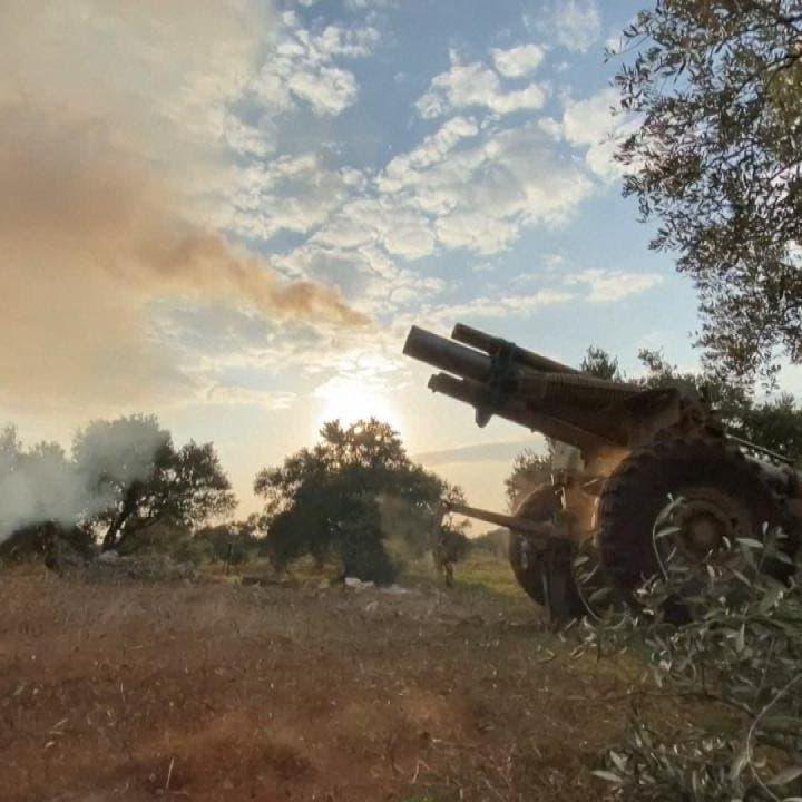 مشاهد تفضح نظام الأسد وميليشياته في إدلب