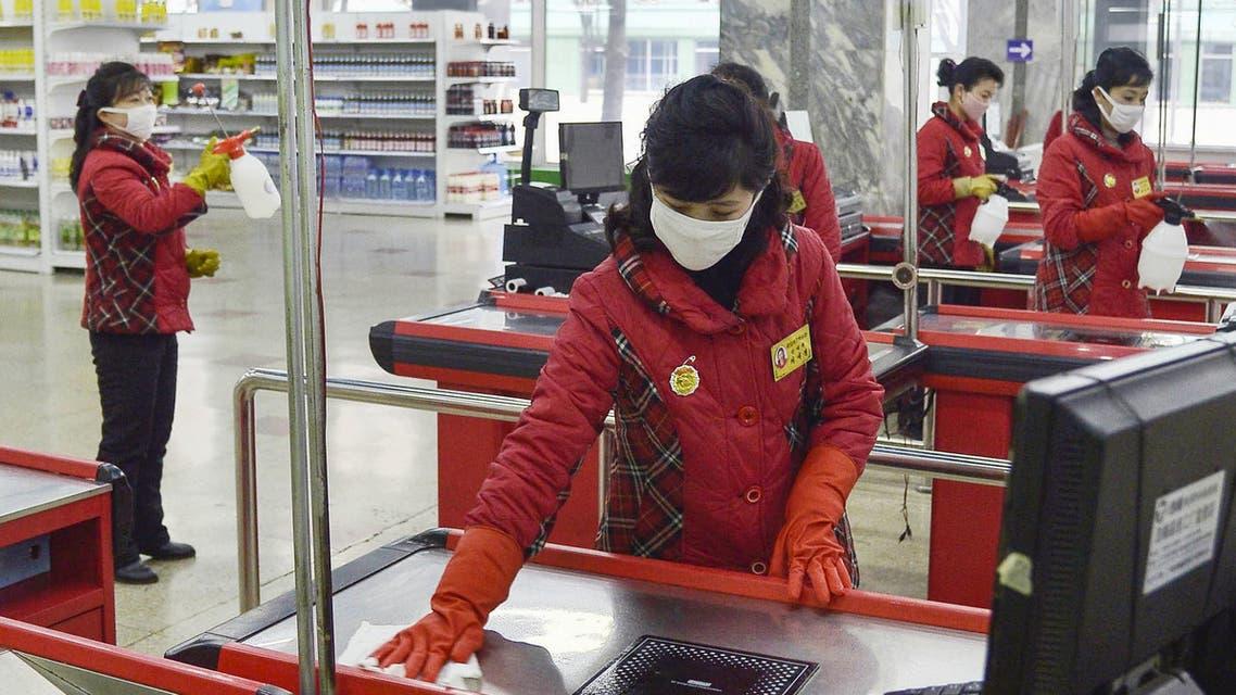 فيروس كورونا - كوريا الجنوبية