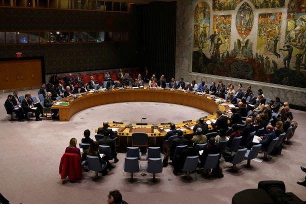 """مجلس الأمن """"أرشيفية"""""""