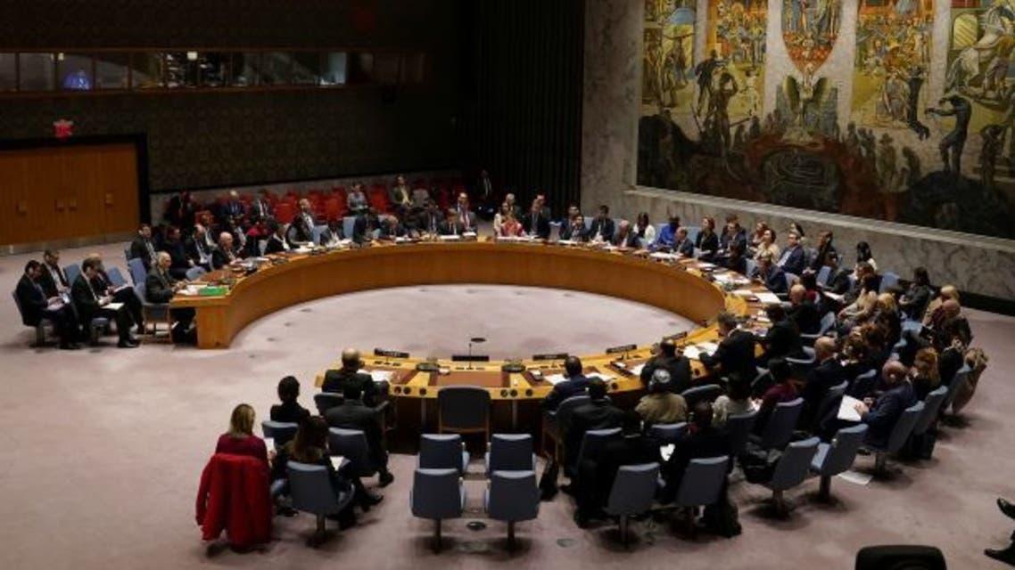 مجلس الأمن - سوريا