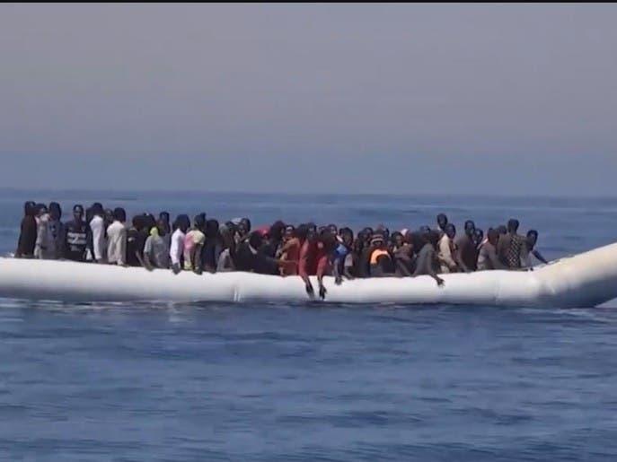 مهمة خاصة   طرق جديدة للهجرة غير الشرعية من ليبيا ودول الجوار في البر والبحر