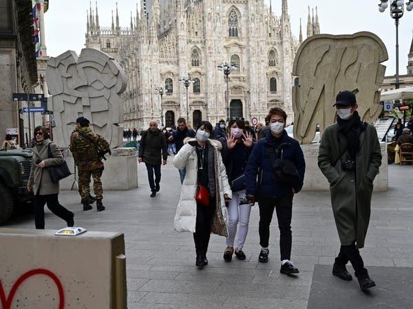 1100 إصابة بكورونا في إيطاليا.. وأميركا تسجل أول وفاة