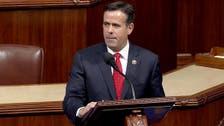 Trump again nominates Congressman Ratcliffe as top spy