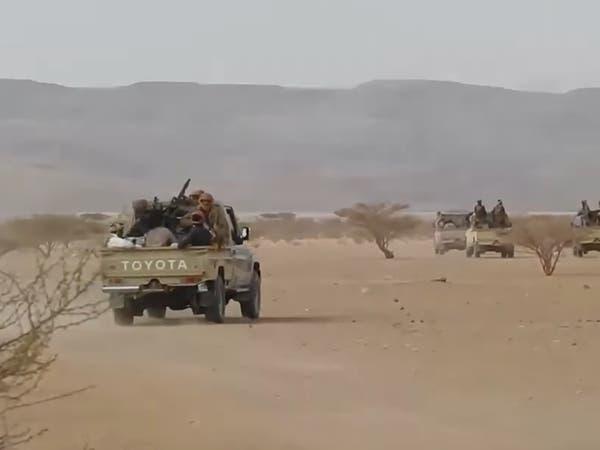 شاهد.. الجيش اليمني يحرر مواقع جديدة في صرواح