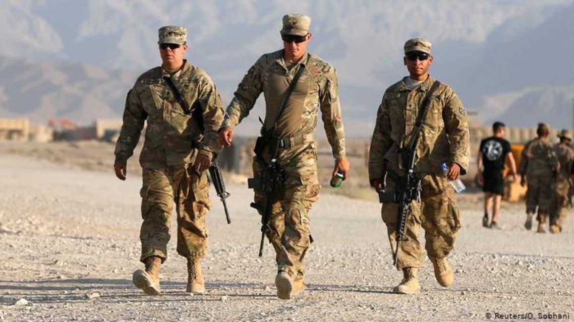 سربازان امریکایی در افغانستان