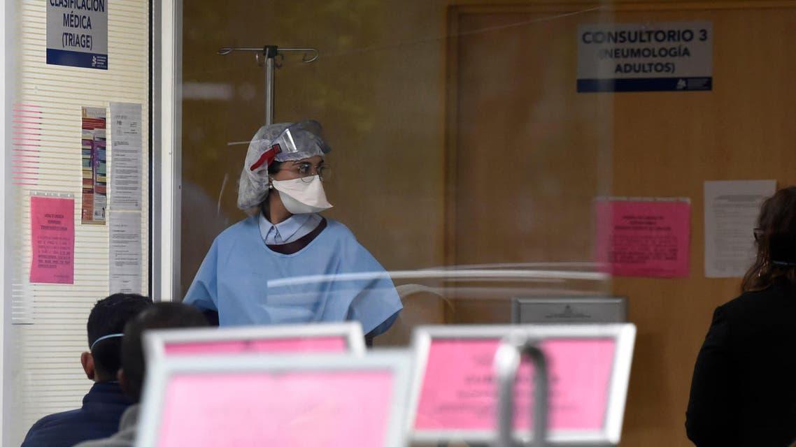 چین میں کرونا وائرس