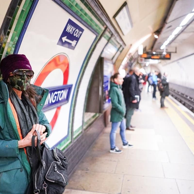لندن تعتزم خفض الطلب على النقل العام 85%