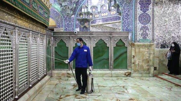 إيران: وفيات كورونا 43 وعشرات الآلاف تحت الفحص