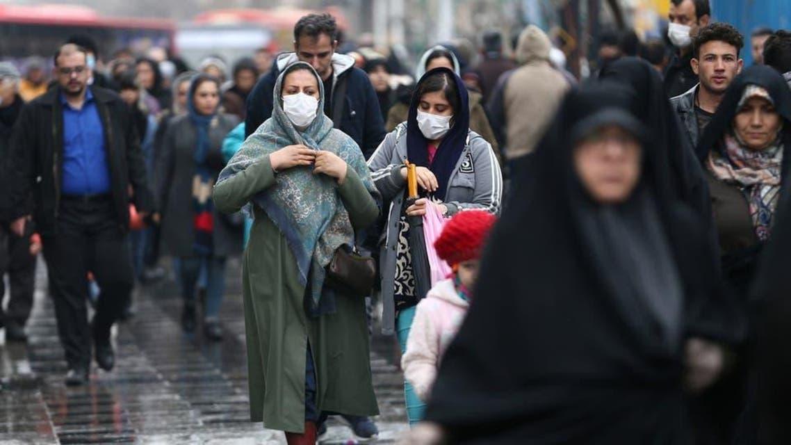 Iran: cronavirus