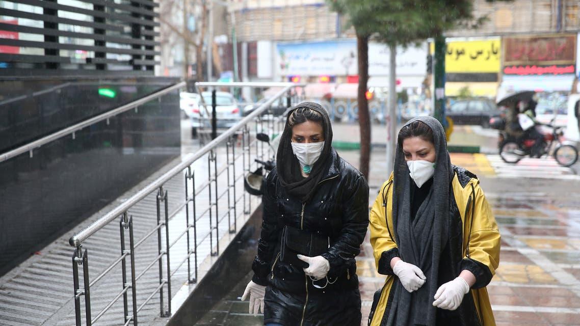 كورونا في إيران (رويترز)2